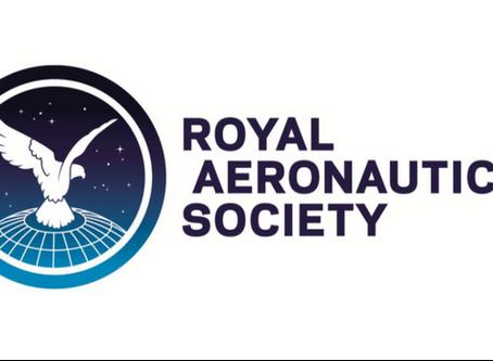 Professor Robert Bor awarded Honorary Fellowship by the Royal Aeronautical Society