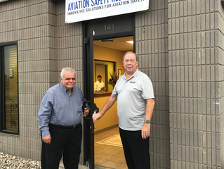 Aviation Safety Resources Opens New Corporate Office, Manufacturing Facility in Nicholasville, Kentu