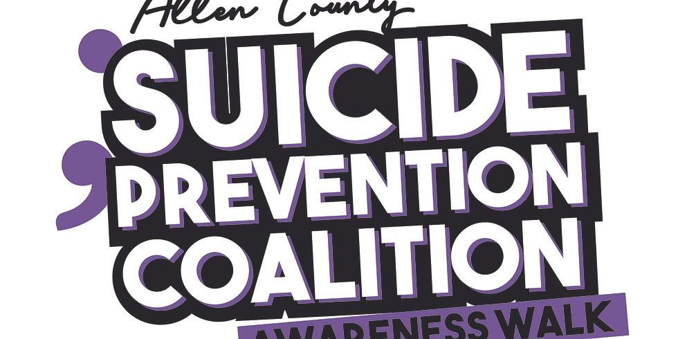 Allen County Suicide Prevention Awareness Walk