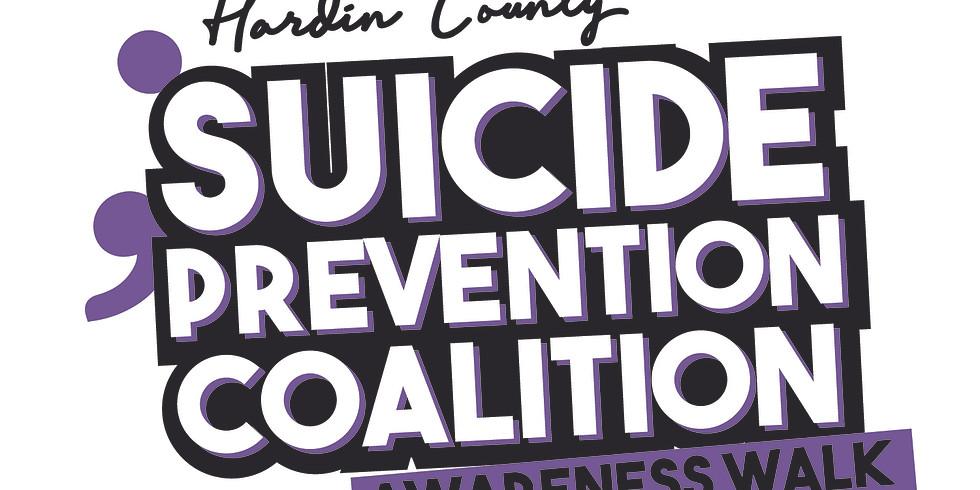 Hardin County Suicide Prevention Awareness Walk