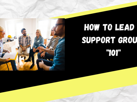 Support Group Facilitator Training