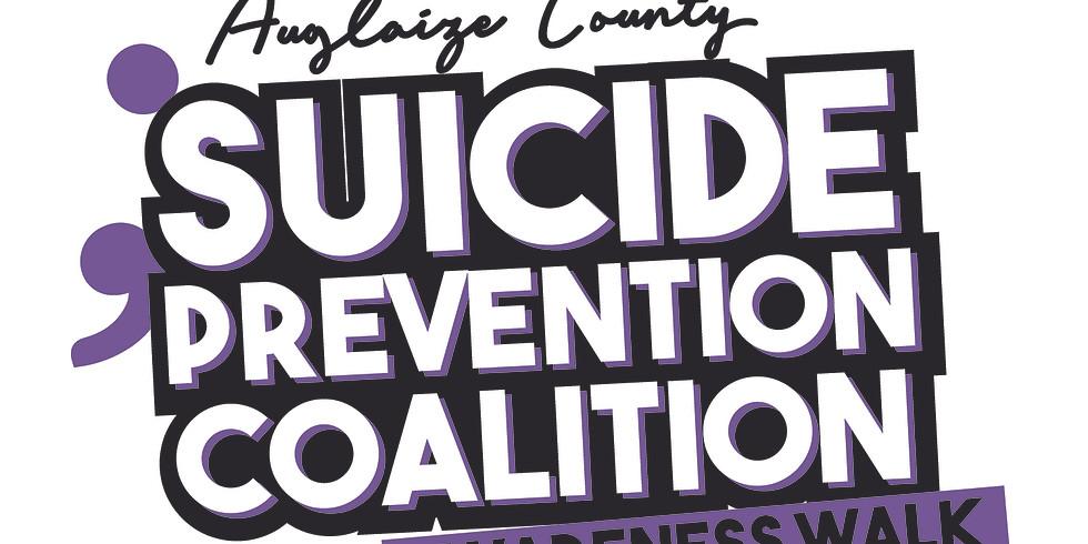 Aulgaize County Suicide Prevention Awareness Walk