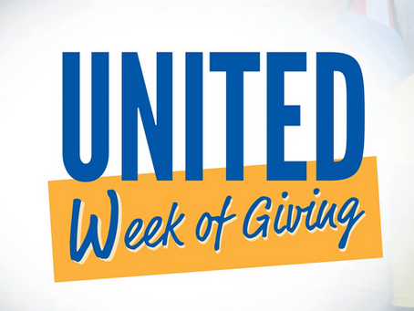 Week of Giving - Please consider Donating!