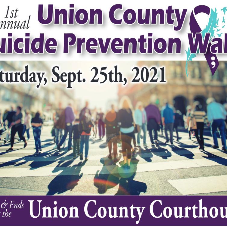 Union County Suicide Prevention Walk