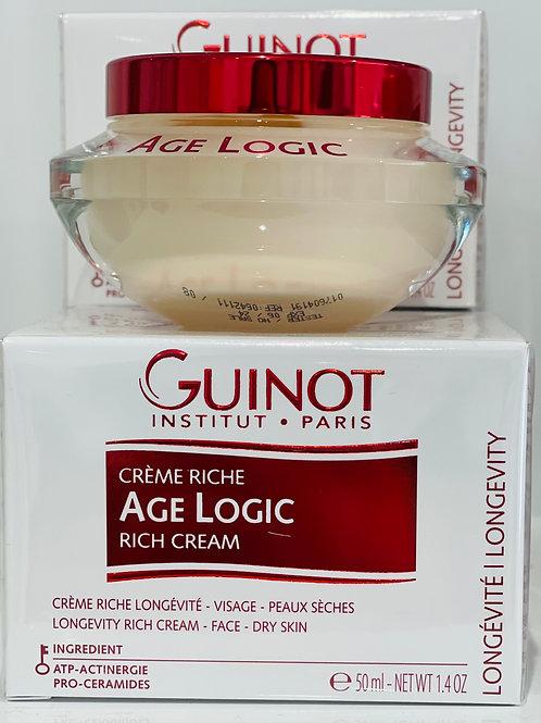Crème Visage AGE LOGIC