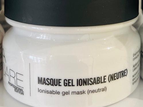 Masque Gel Ionisable( Neutre ) S.L.A