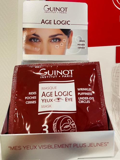1 Masque Yeux Age-Logic (1 sachet)