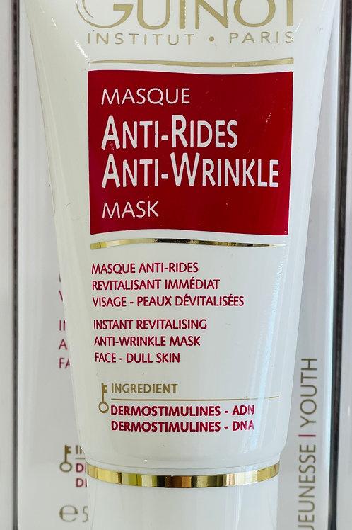 Masque ANTI-RIDES revitalisant immediat