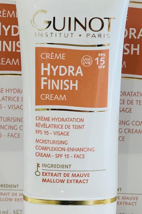 Crème Visage HYDRA FINISH 15 SPF