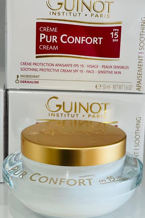 Crème Visage PUR CONFORT 15 SPF
