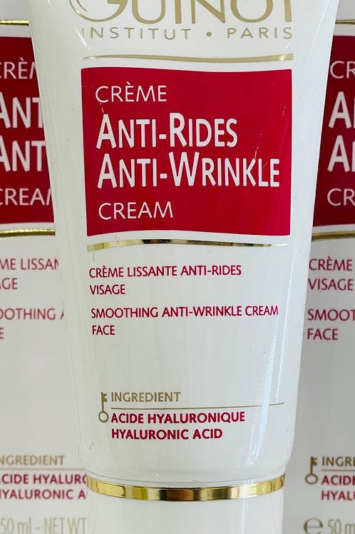 Crème Visage LISSANTE ANTI-RIDES