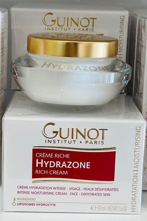 Crème Visage HYDRAZONE peaux deshydrates