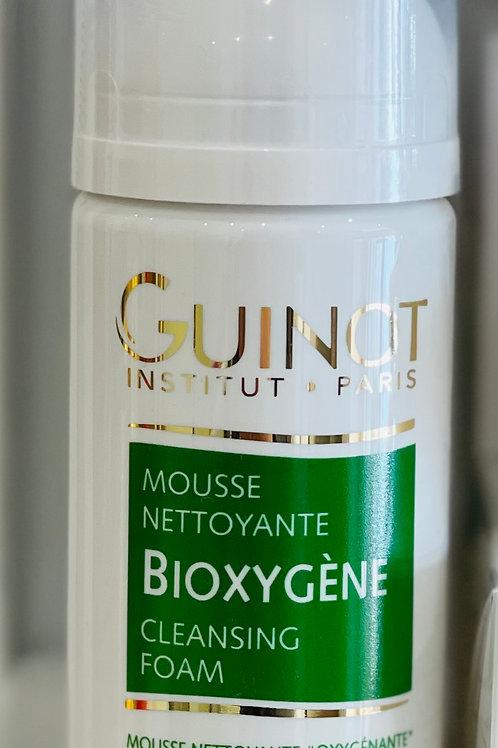 Mousse Nettoyante Visage BIOXYGENE