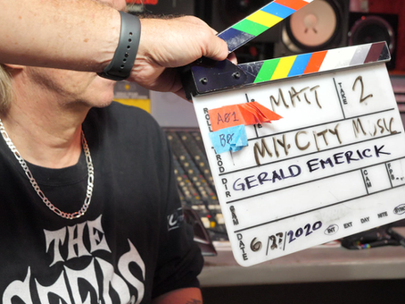 Mix City Music / Matt Pakucko to be in upcoming TV show...a  behind-the-scenes look at the filming.