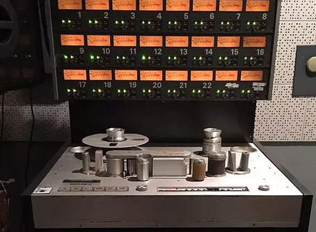 AWESOME ANALOG! Great article.  I have several analog rooms available also.