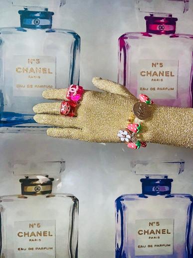 Vintage Repurposed Designer Jewellery