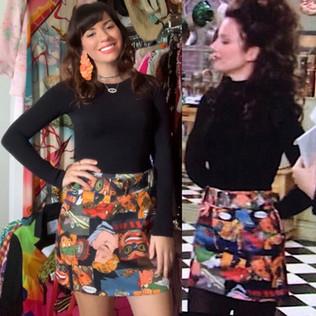 Vintage XoXo Skirt
