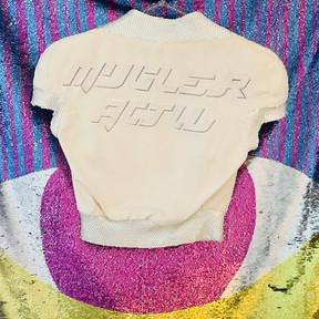 Thierry Mugler Sequin Jacket