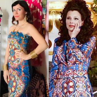 Vintage Todd Oldham Tube Dress