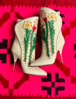 Gucci Fosca Boots