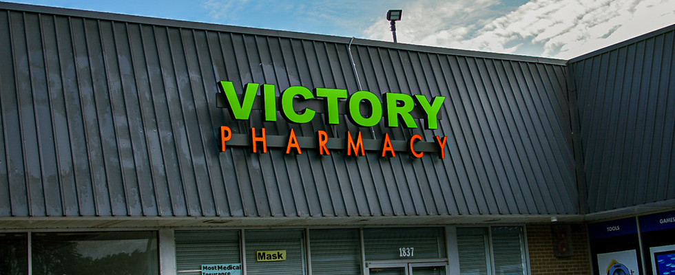 Victory Pharmacy Store Front