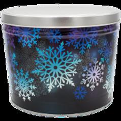 2.5 Gallon Spectral Snowflakes