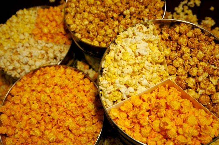 Gourmet Popcorn San Diego CrunchTime