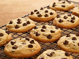 Homemade cookies San Diego CrunchTime chocolate chip
