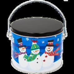 0.75 Gallon Whimsical Snowmen