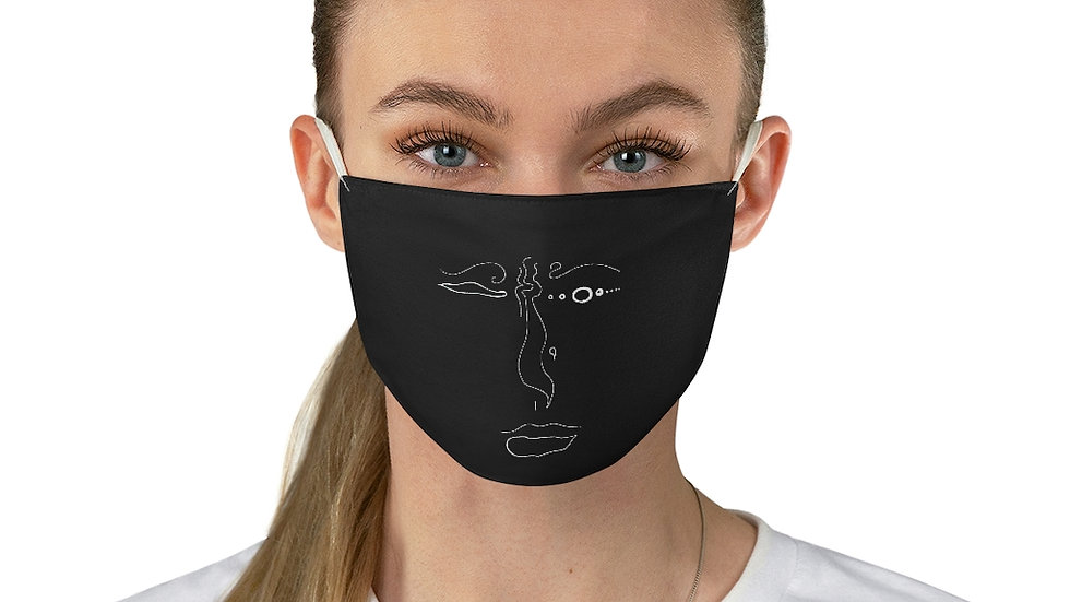 Face of Know - Fabric Face Mask