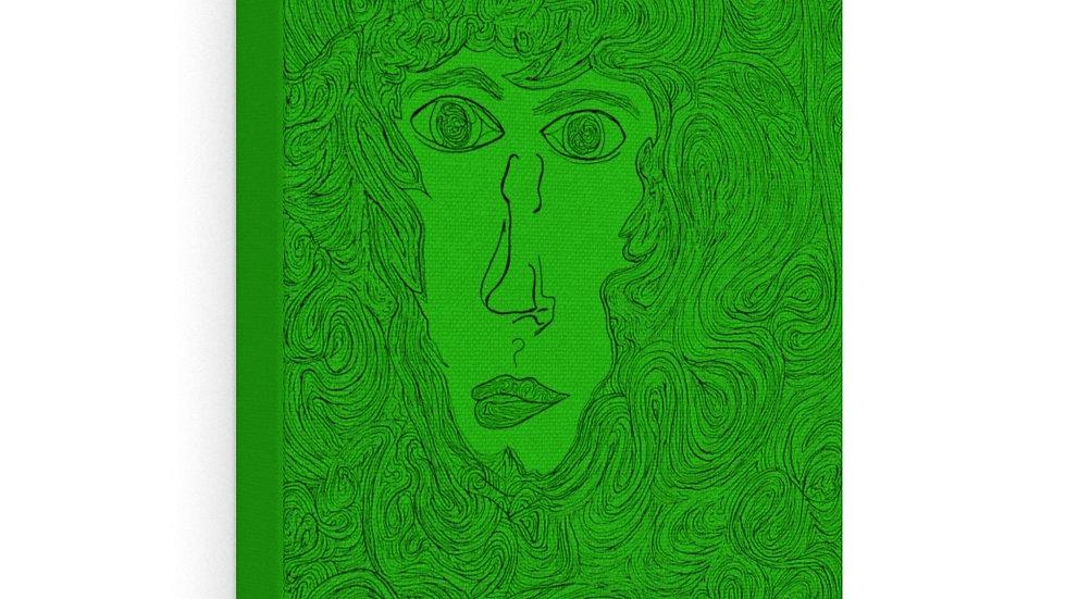 liveoak green - Canvas Gallery Wraps