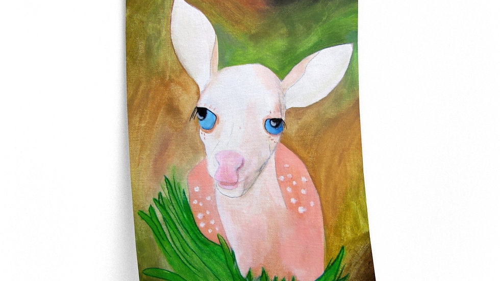 fawn painting poster (Flutter)