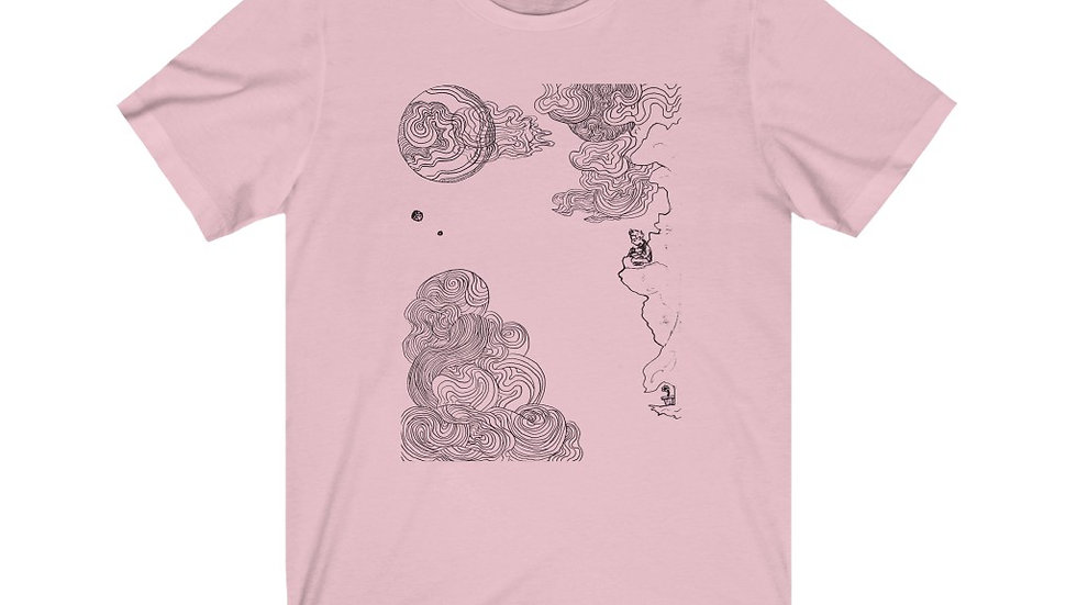 flowercliff  - Unisex Jersey Short Sleeve Tee