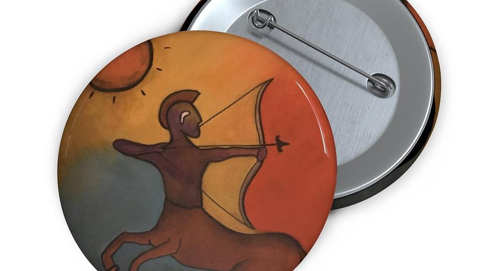 sagittarius - Custom Pin Buttons