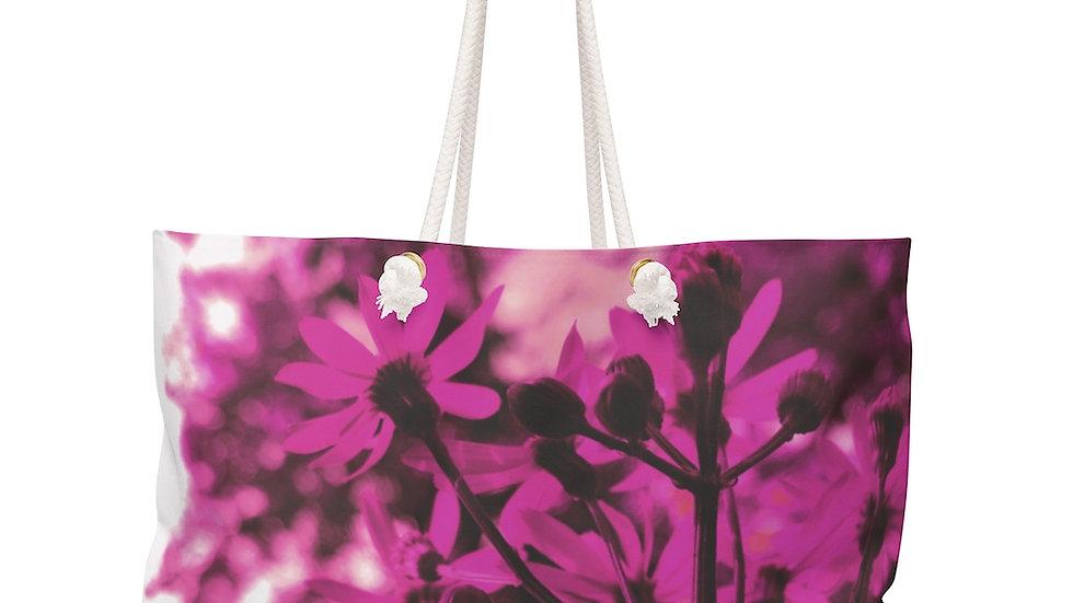 pink spring - Weekender Bag