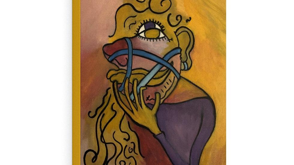 xaquima (pegaso) - Canvas Gallery Wraps