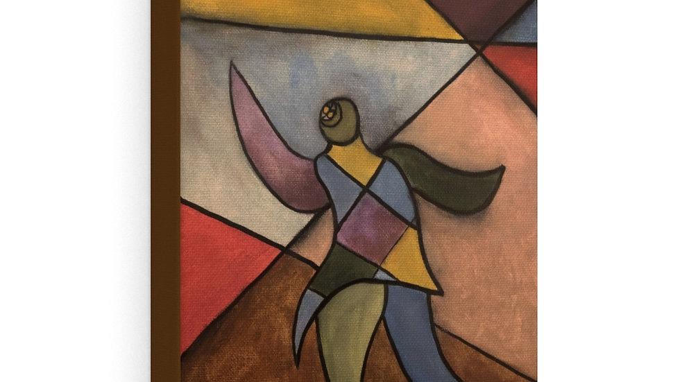 rinceoir/dancer (2021) Canvas Gallery Wraps