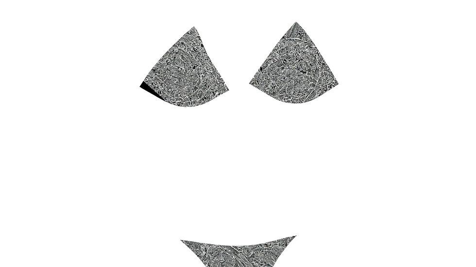 line doodles - Women's Bikini Swimsuit