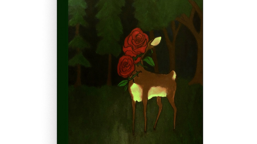 Deer - Canvas Gallery Wraps (from Flutter)