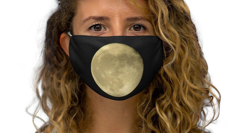 harvest moon - Snug-Fit Polyester Face Mask