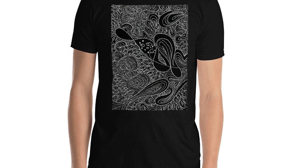 Doodle Two (Short-Sleeve Unisex T-Shirt)