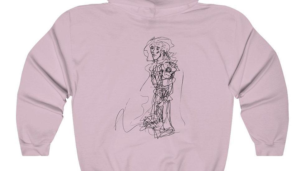 astra - Unisex Heavy Blend™ Hooded Sweatshirt
