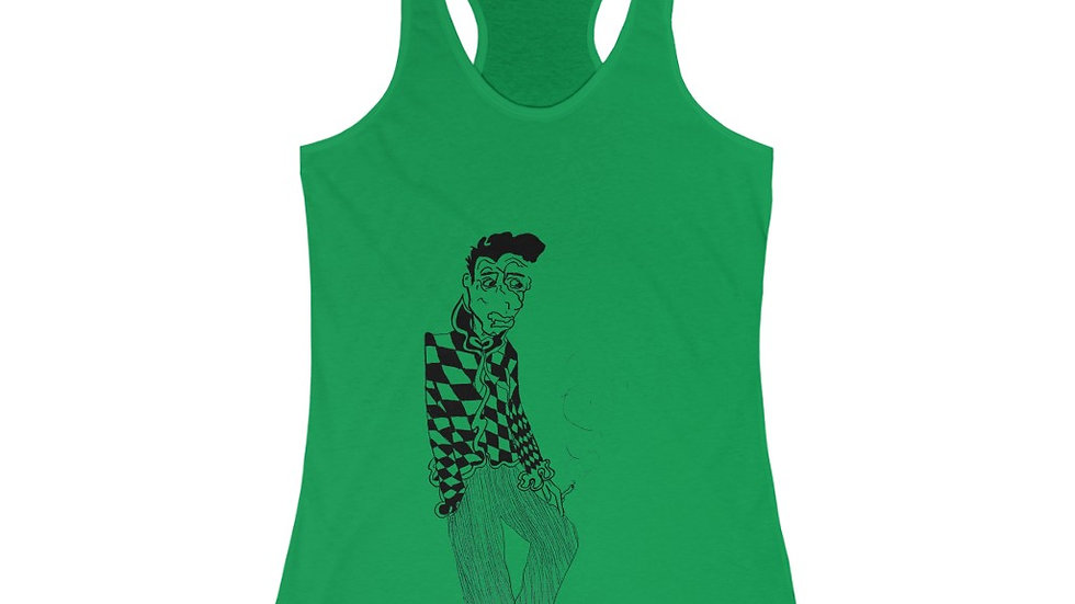 Duluoz - Women's Ideal Racerback Tank