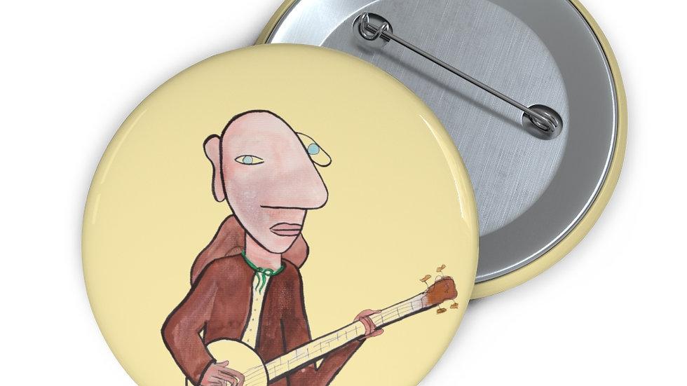 ban joe - Custom Pin Buttons