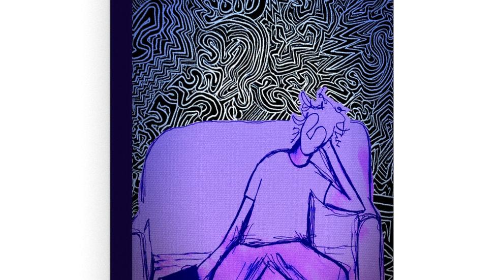bube toob (2019) - Canvas Gallery Wraps