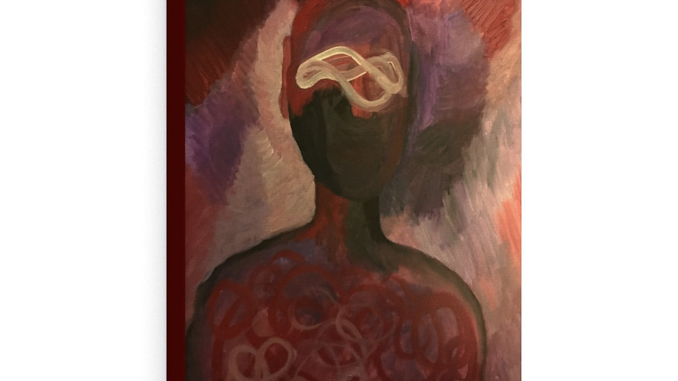 bloodwork - Canvas Gallery Wraps