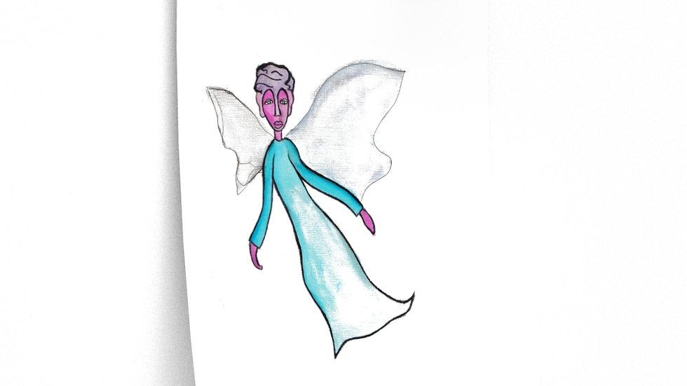 angel in the corner of my eye - Posters