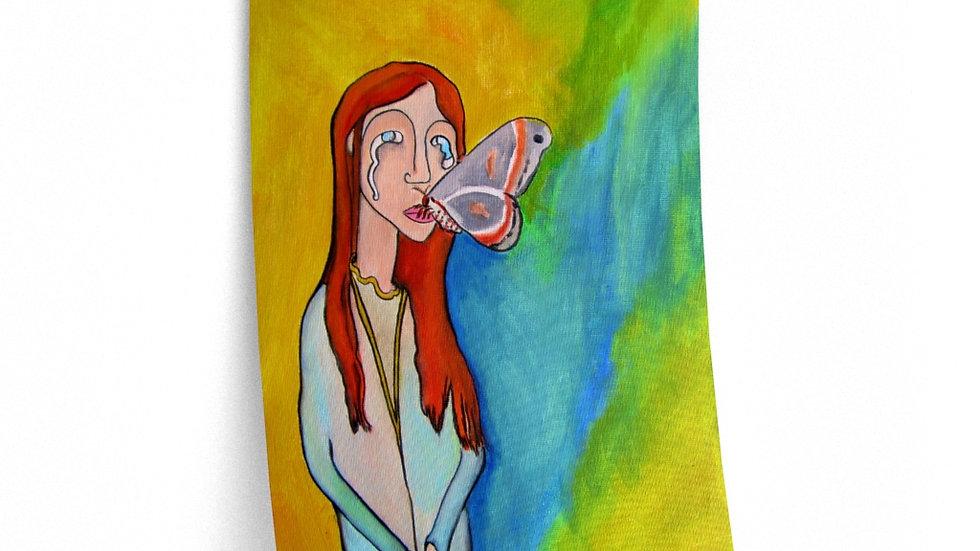 Sylvia Dandridge Character Portrait - Posters (from Flutter)