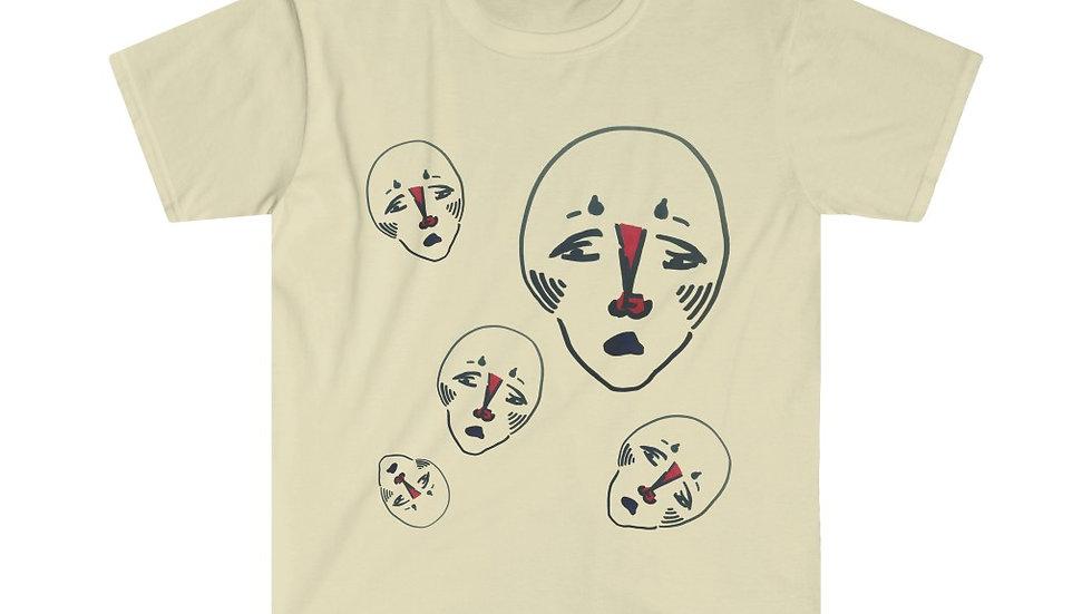 nuh uh, dun hun - Unisex Softstyle T-Shirt