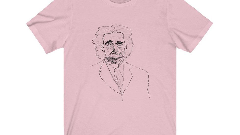 Einstein shirt - Unisex Jersey Short Sleeve Tee